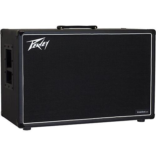 Peavey Invective.212 120W 2x12 Guitar Speaker Cabinet thumbnail