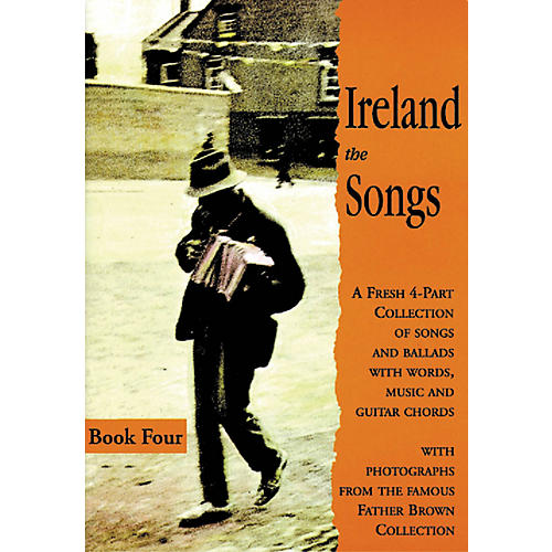 Waltons Ireland: The Songs - Book Four Waltons Irish Music Books Series Softcover thumbnail