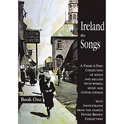 Waltons Ireland: The Songs - Book One Waltons Irish Music Books Series Softcover thumbnail