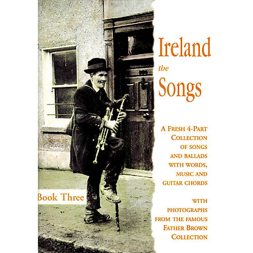 Waltons Ireland: The Songs - Book Three Waltons Irish Music Books Series Softcover thumbnail