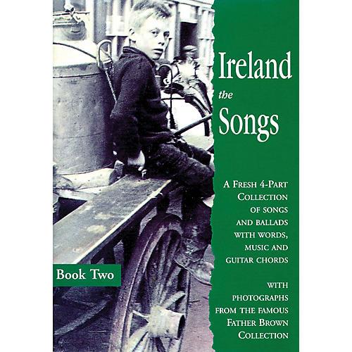Waltons Ireland: The Songs - Book Two Waltons Irish Music Books Series Softcover thumbnail