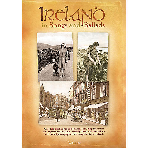 Waltons Ireland in Songs and Ballads Waltons Irish Music Books Series thumbnail