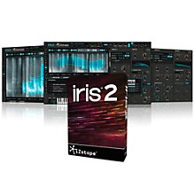 iZotope Iris 2 Spectral Selection Synth Software Download
