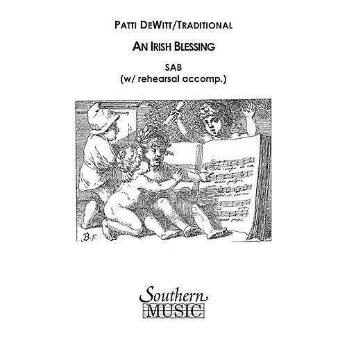 Southern Irish Blessing SAB Arranged by Patti DeWitt thumbnail