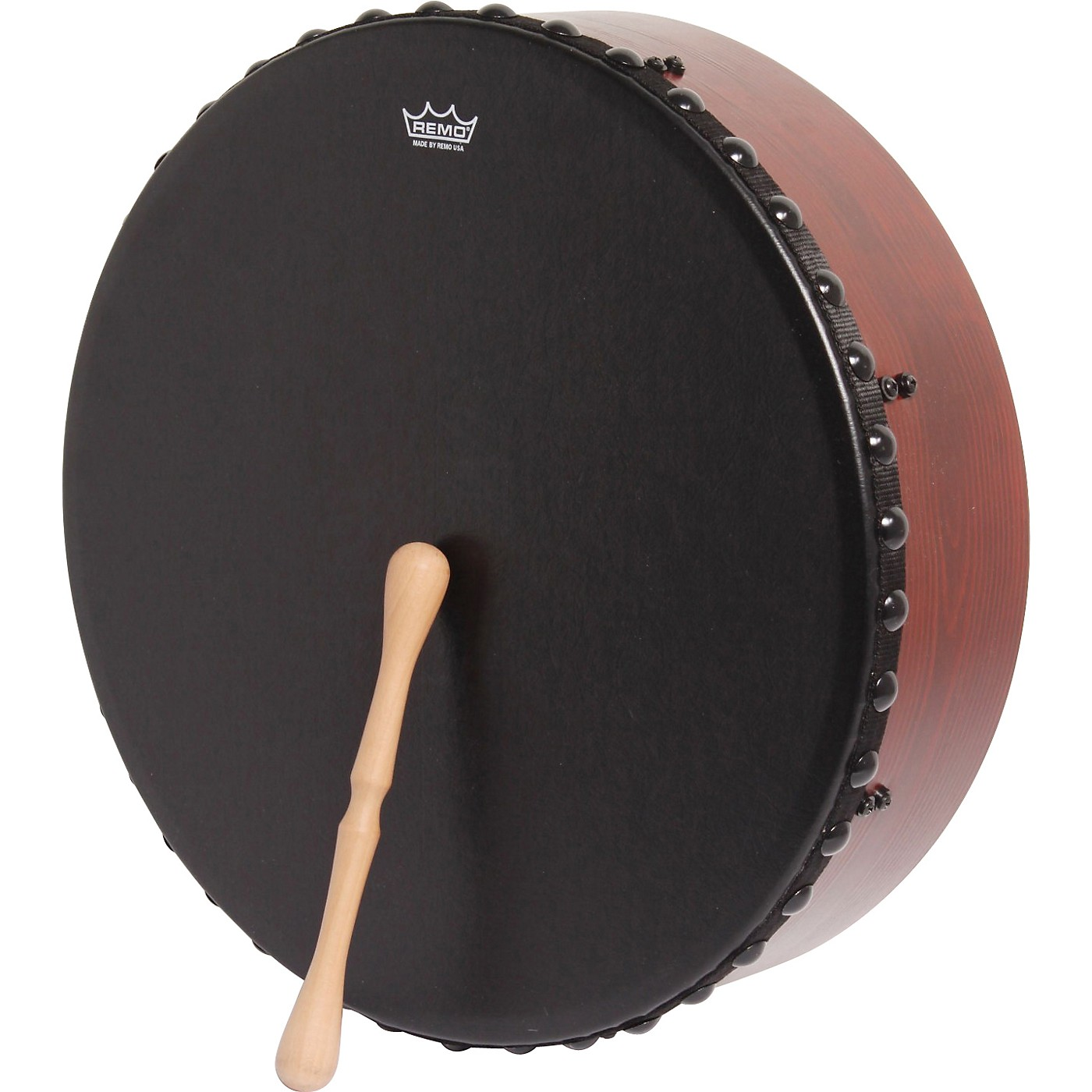 Remo Irish Bodhran Drum with Bahia Bass Head thumbnail
