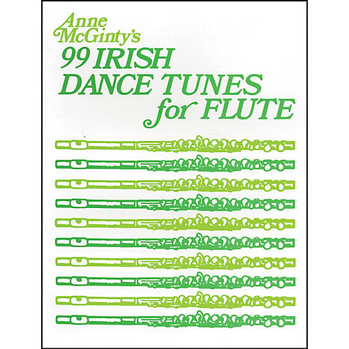 Alfred Irish Dance Tunes for Flute Book-thumbnail