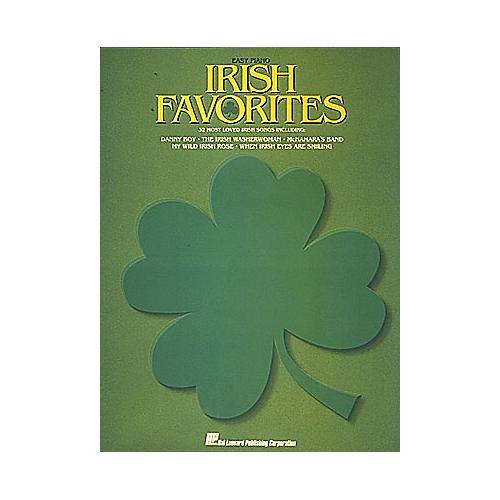 Hal Leonard Irish Favorites For Easy Piano thumbnail