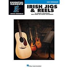 Hal Leonard Irish Jigs & Reels Essential Elements Guitar Series Softcover