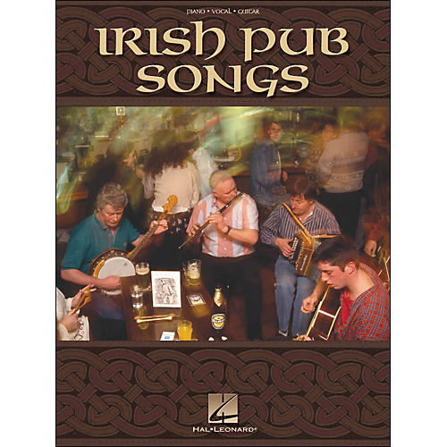 Hal Leonard Irish Pub Songs arranged for piano, vocal, and guitar (P/V/G)-thumbnail