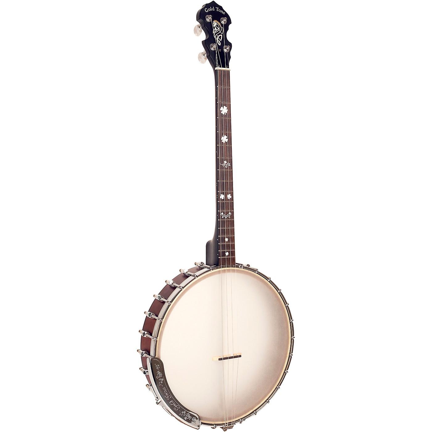 Gold Tone Irish Tenor Openback Banjo with 17 Frets For Left Hand Players thumbnail