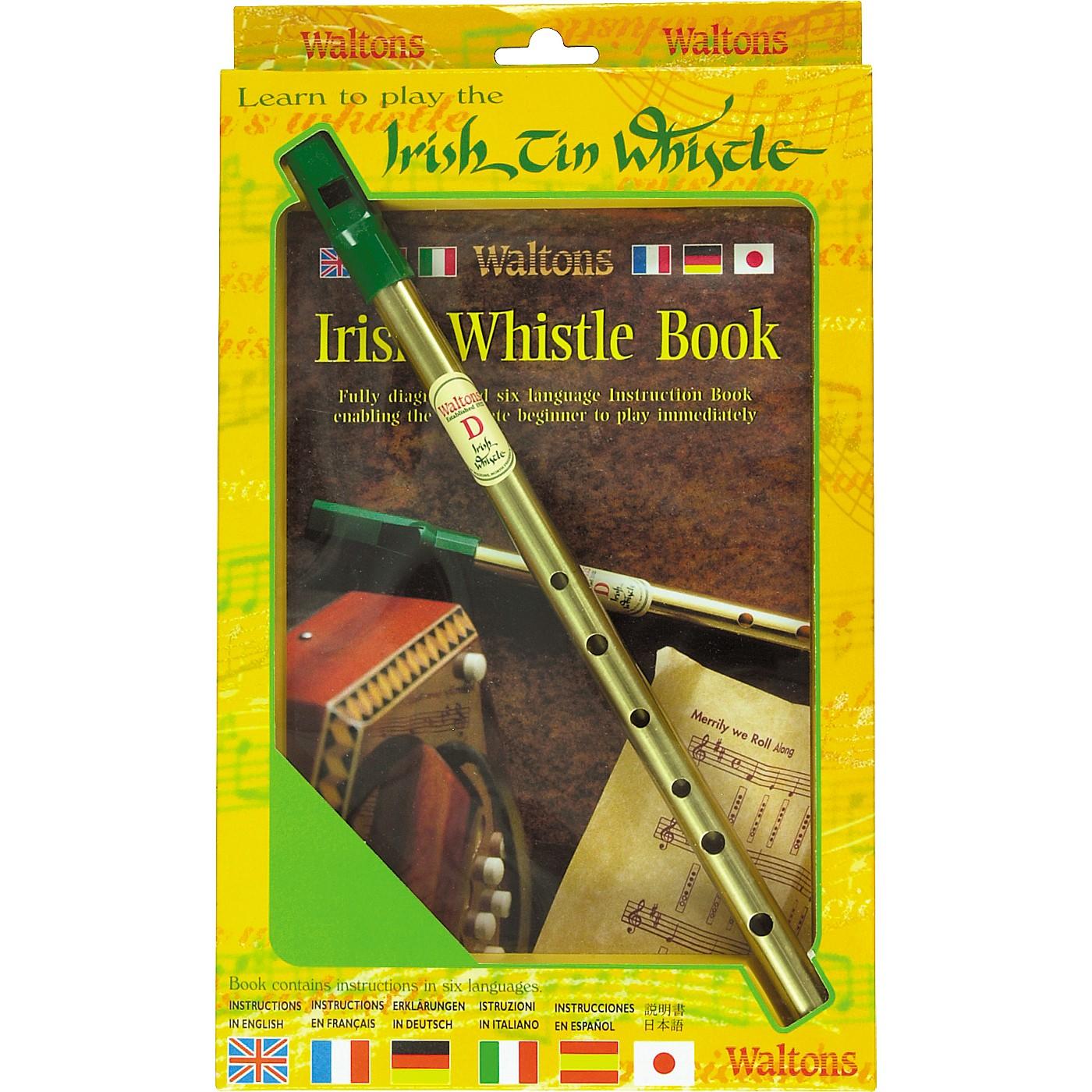 Waltons Irish Tin Whistle Value Pack thumbnail