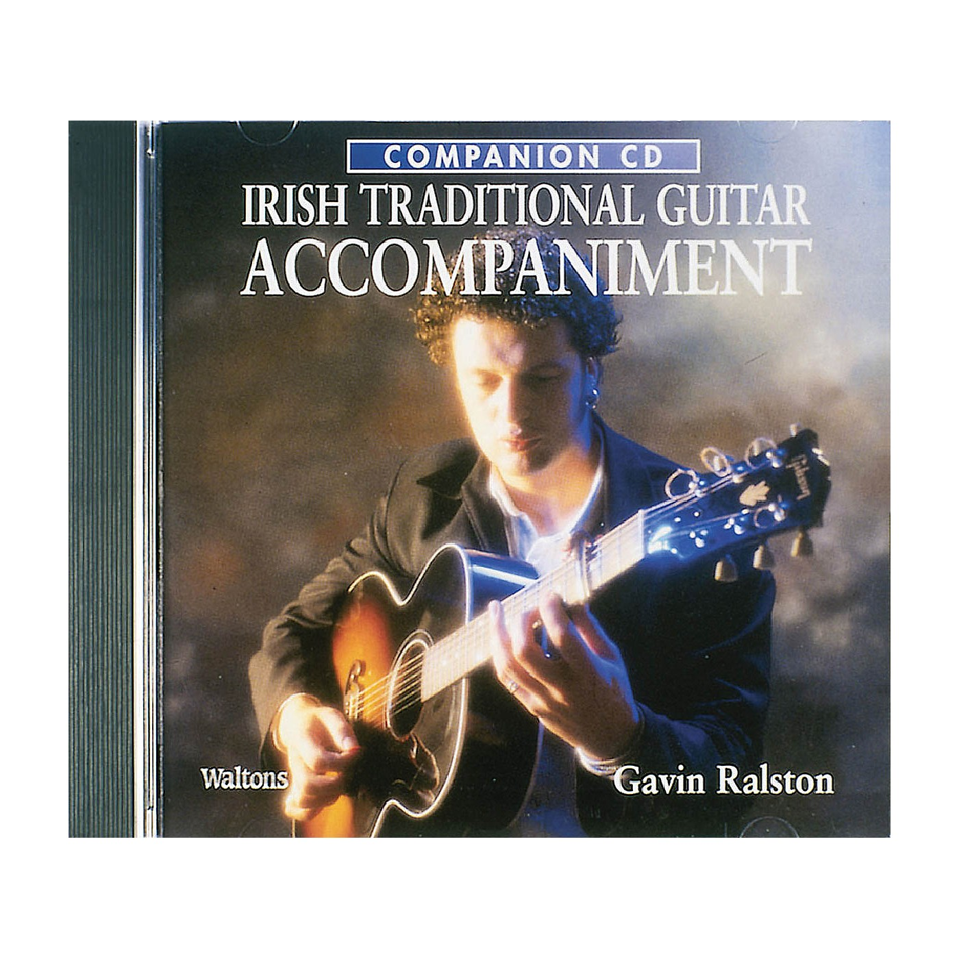 Waltons Irish Traditional Guitar Accompaniment Waltons Irish Music Books Series CD Written by Gavin Ralston thumbnail