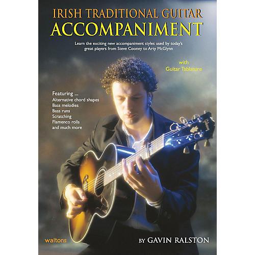 Waltons Irish Traditional Guitar Accompaniment Waltons Irish Music Books Series Written by Gavin Ralston thumbnail