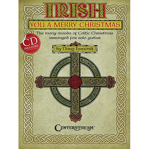 Centerstream Publishing Irish You a Merry Christmas Guitar Series Softcover with CD thumbnail