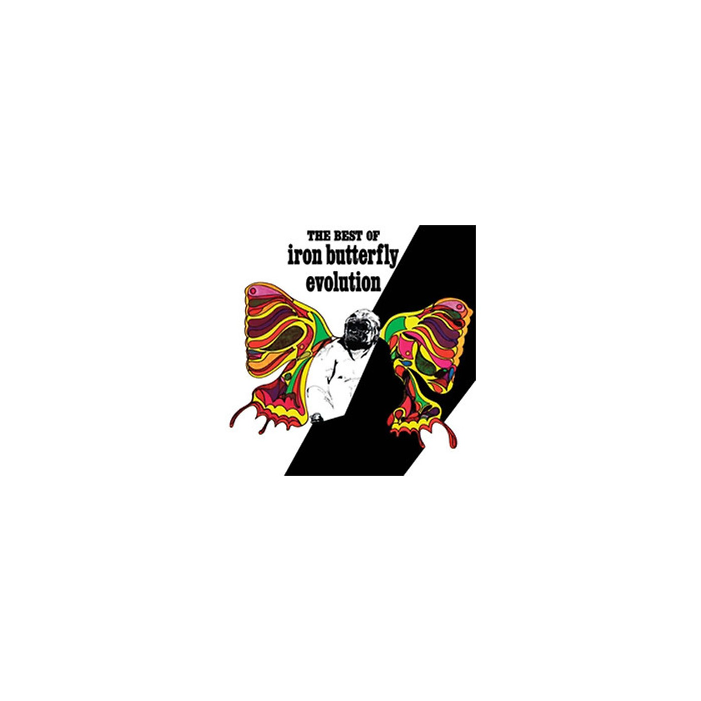 Alliance Iron Butterfly - Evolution: The Best Of The Iron Butterfly thumbnail