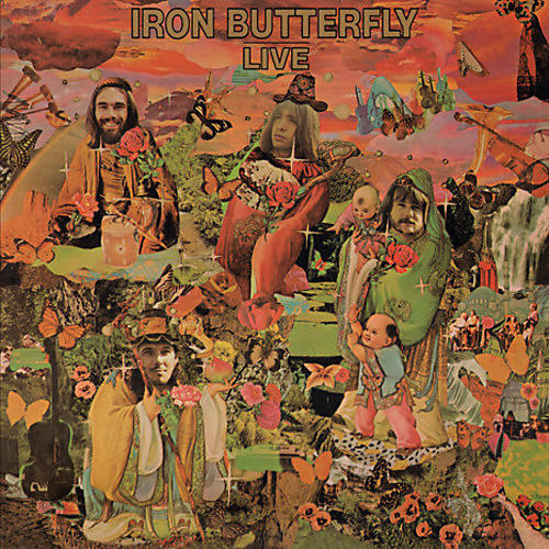Alliance Iron Butterfly - Iron Butterfly Live thumbnail