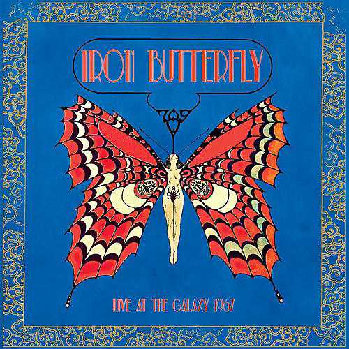 Alliance Iron Butterfly - Live at the Galaxy 1967 thumbnail
