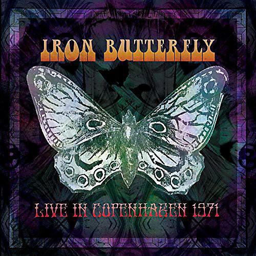 Alliance Iron Butterfly - Live in Copenhagen 1971 thumbnail
