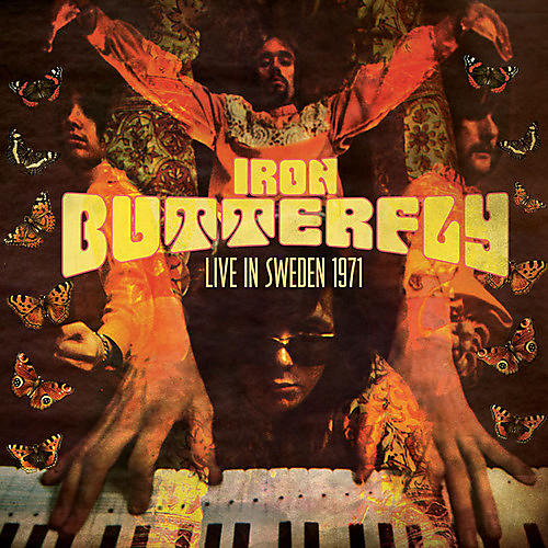 Alliance Iron Butterfly - Live in Sweden 1971 thumbnail