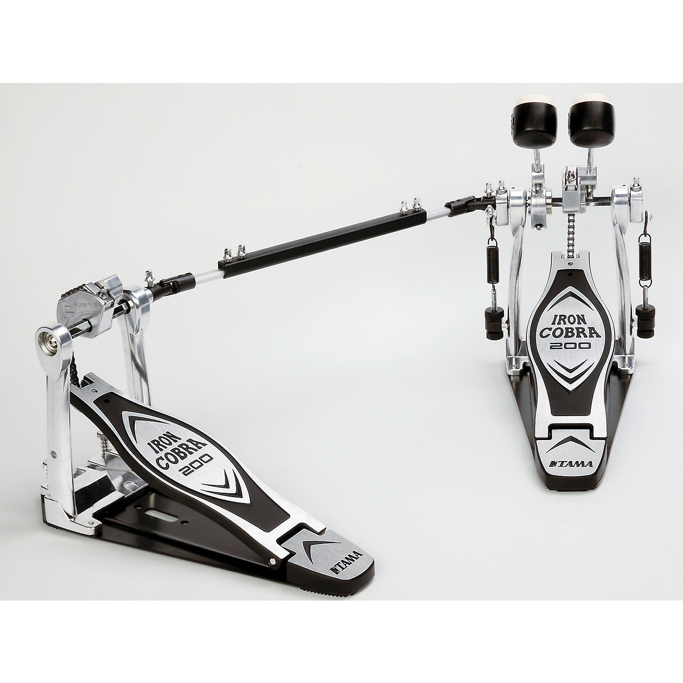 TAMA Iron Cobra 200 Series Double Bass Drum Pedal thumbnail
