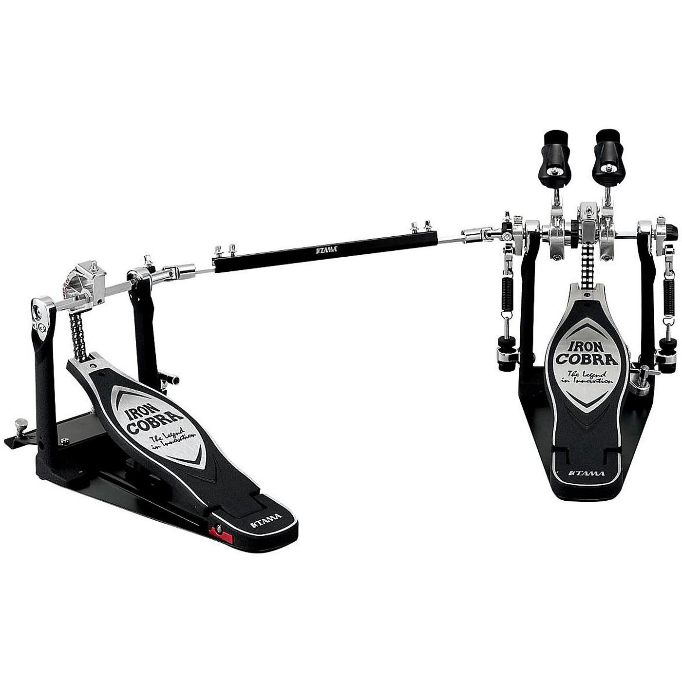 TAMA Iron Cobra 900 Power Glide Double Bass Drum Pedal thumbnail
