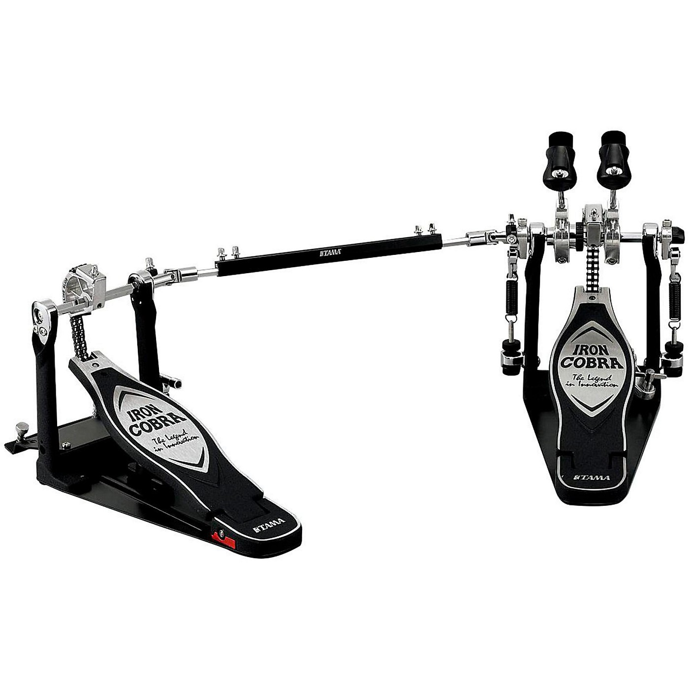 TAMA Iron Cobra 900 Rolling Glide Double Bass Drum Pedal thumbnail