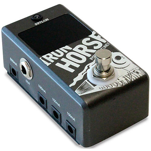 Outlaw Effects Iron Horse Power Supply & Tuner thumbnail