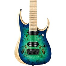 "Ibanez Iron Label RGD Series RGDIX7MPB 7-String Electric Guitar (26.5"" scale)"