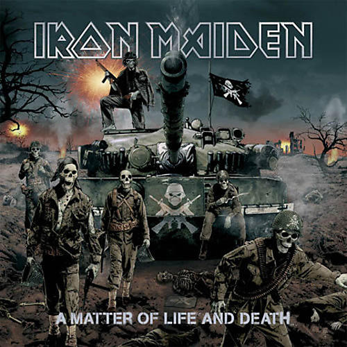 Alliance Iron Maiden - A Matter of Life and Death thumbnail