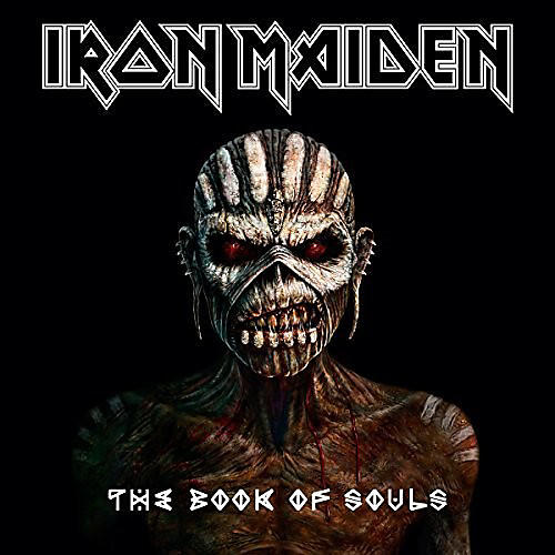Alliance Iron Maiden - Book of Souls thumbnail