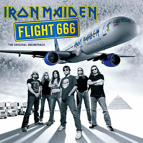 Alliance Iron Maiden - Flight 666 thumbnail