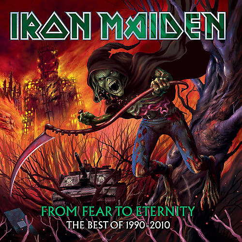 Alliance Iron Maiden - From Fear to Eternity: The Best of 1990-10 thumbnail