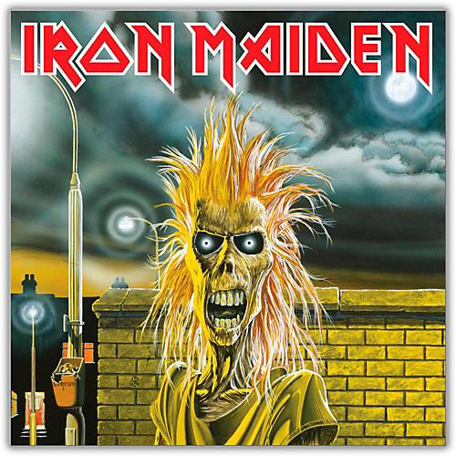 WEA Iron Maiden - Iron Maiden Vinyl LP thumbnail