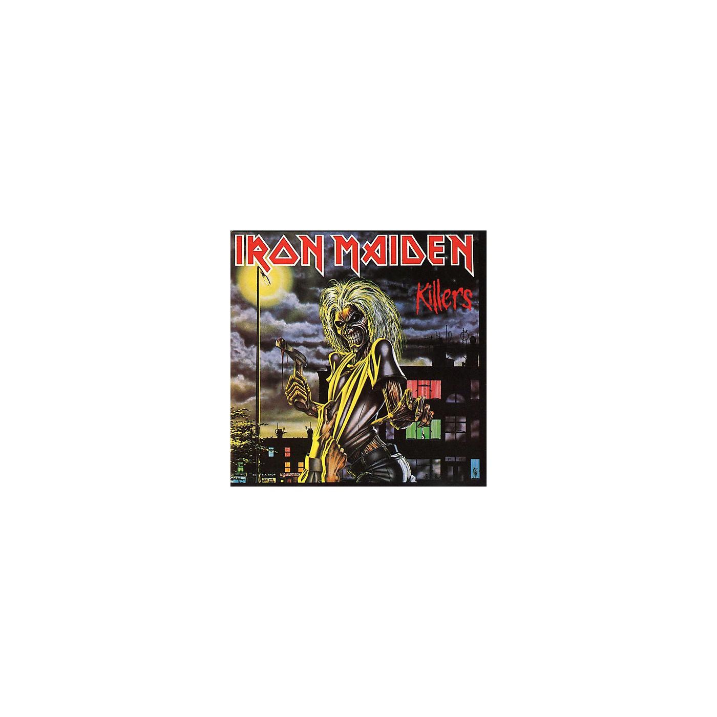 Alliance Iron Maiden - Killers thumbnail