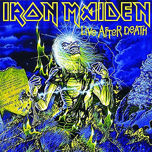 Alliance Iron Maiden - Live After Death thumbnail
