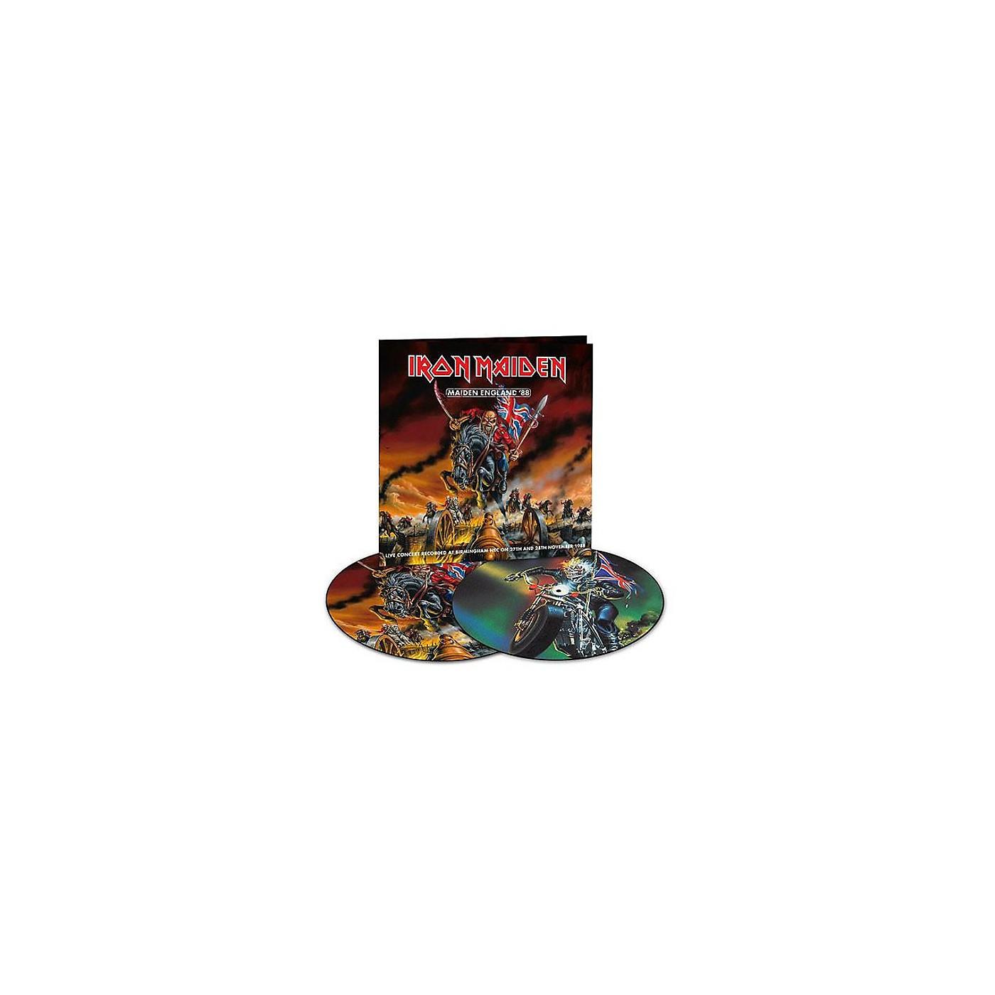 Alliance Iron Maiden - Maiden England: Live thumbnail