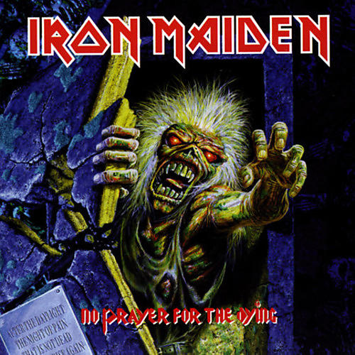 Alliance Iron Maiden - No Prayer For The Dying thumbnail
