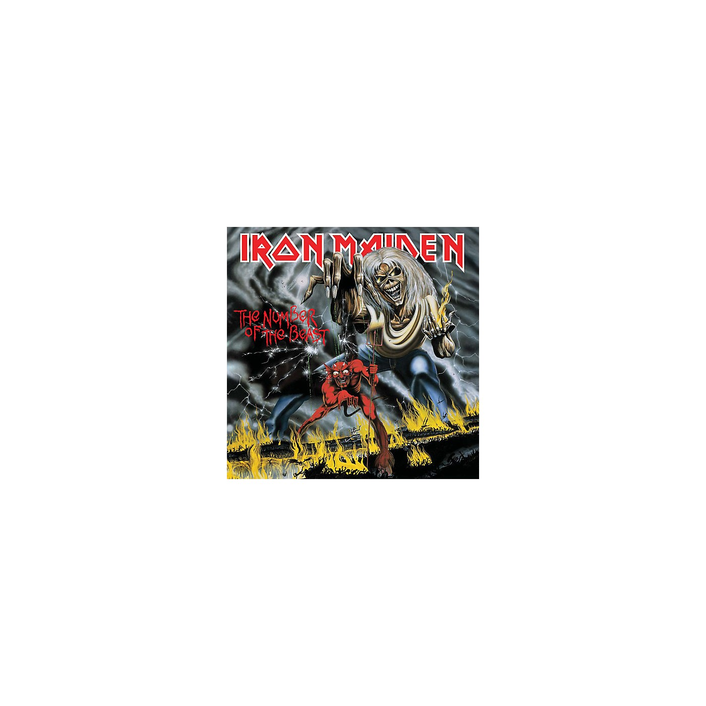Alliance Iron Maiden - Number of the Beast (CD) thumbnail