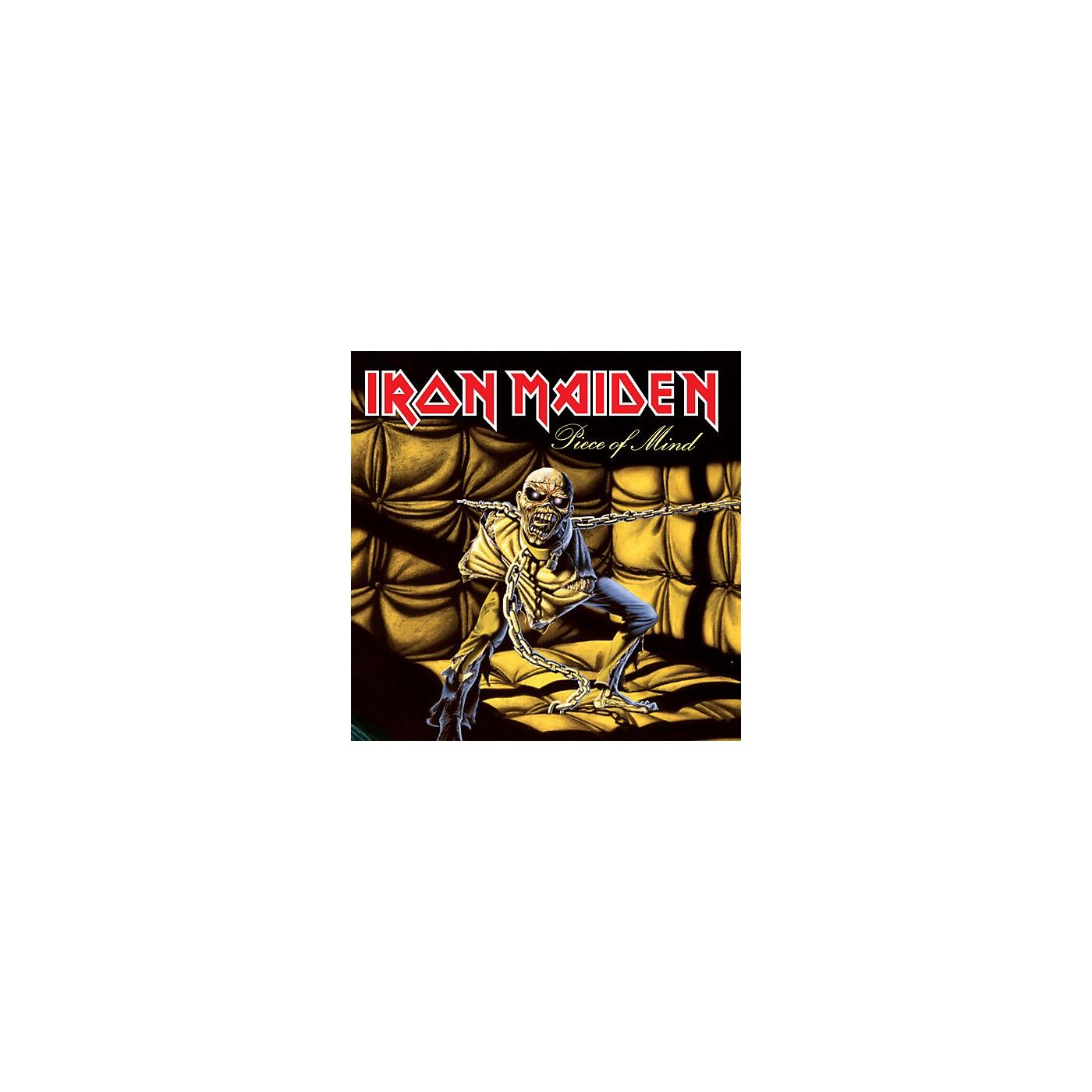 Alliance Iron Maiden - Piece of Mind (CD) thumbnail