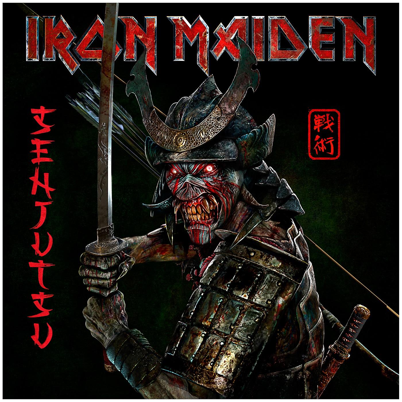 WEA Iron Maiden - Senjutsu [3 LP] thumbnail