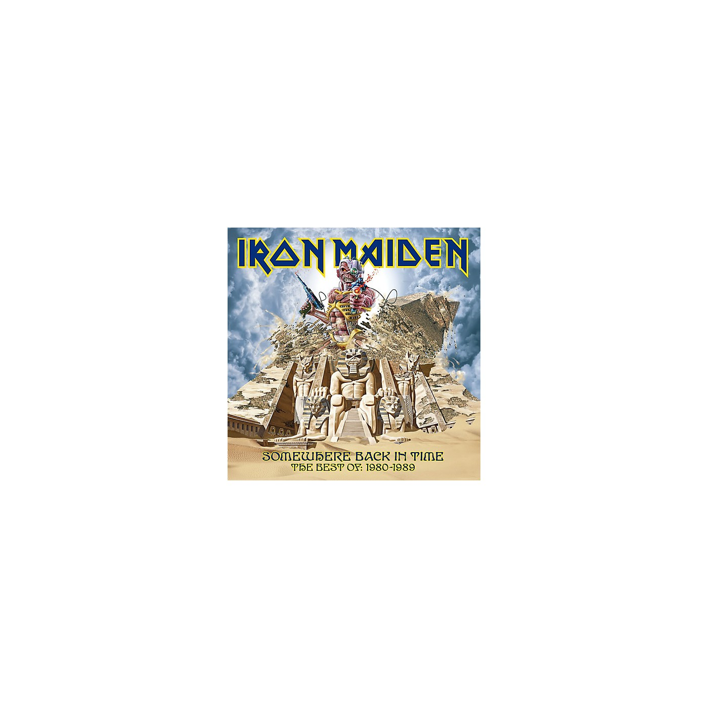 Alliance Iron Maiden - Somewhere Back in Time thumbnail