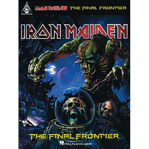Hal Leonard Iron Maiden - The Final Frontier Guitar Tab songbook thumbnail