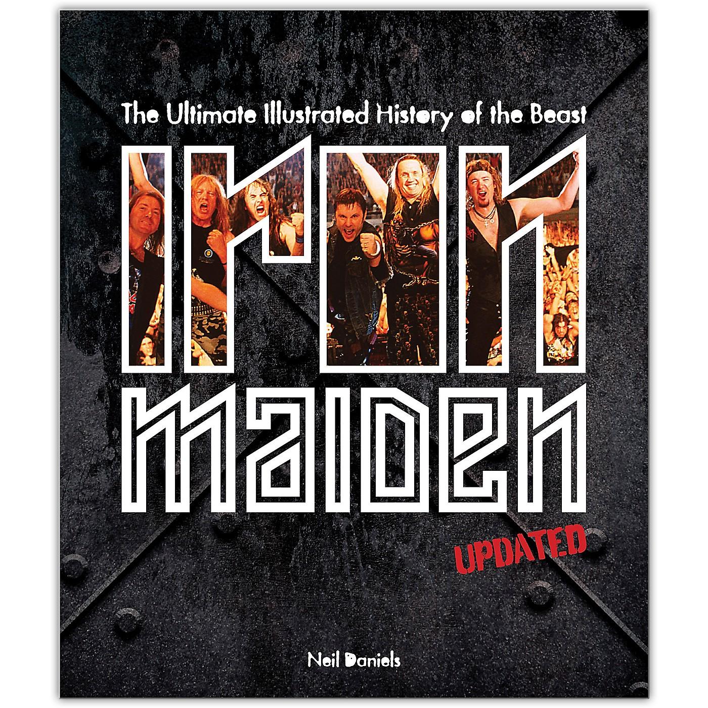 Hal Leonard Iron Maiden - The Ultimate Illustrated History of the Beast thumbnail