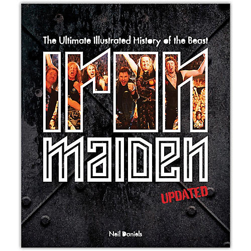 Hal Leonard Iron Maiden - The Ultimate Illustrated History of the Beast thumbnail