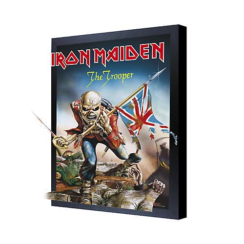 Ace Framing Iron Maiden 3D Framed Poster-thumbnail