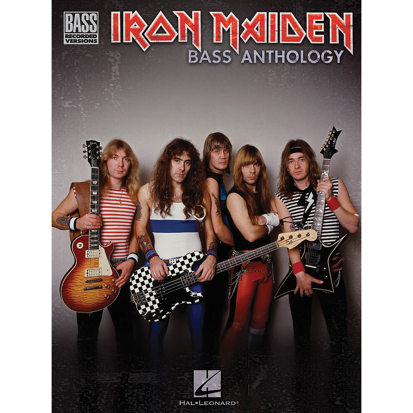 Hal Leonard Iron Maiden Bass Anthology (Tab Songbook) thumbnail