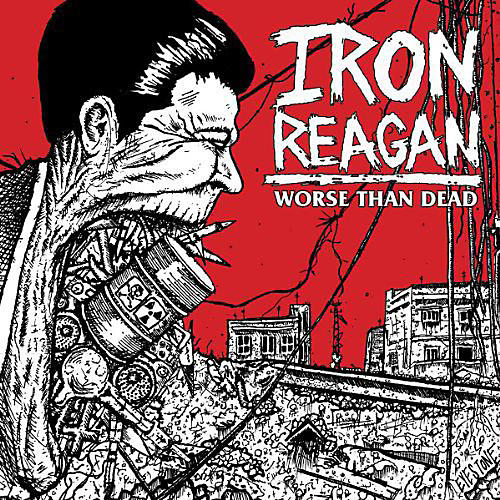Alliance Iron Reagan - Worse Than Dead thumbnail
