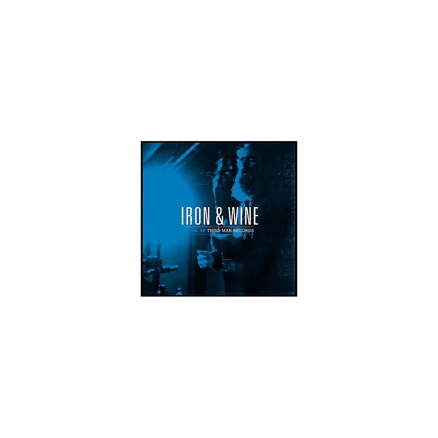 Alliance Iron & Wine - Live At Third Man Records thumbnail