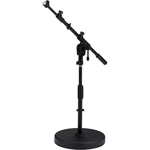 TAMA Iron Works Tour Round Base Low-Profile Telescoping Boom Stand thumbnail