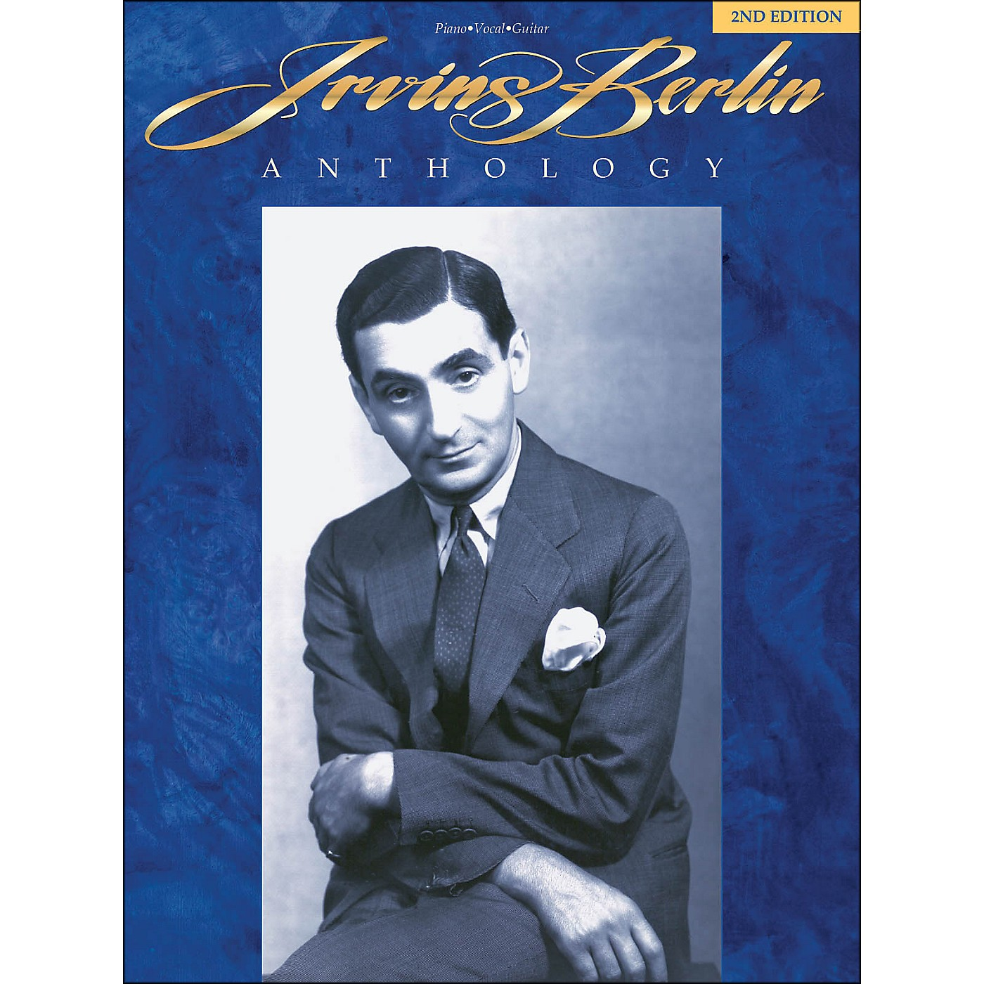 Hal Leonard Irving Berlin Anthology 2nd Edition arranged for piano, vocal, and guitar (P/V/G) thumbnail